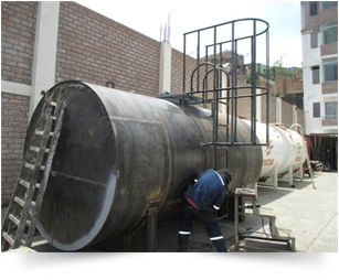 Tanques de almacenamiento de combustible diesel normatividad
